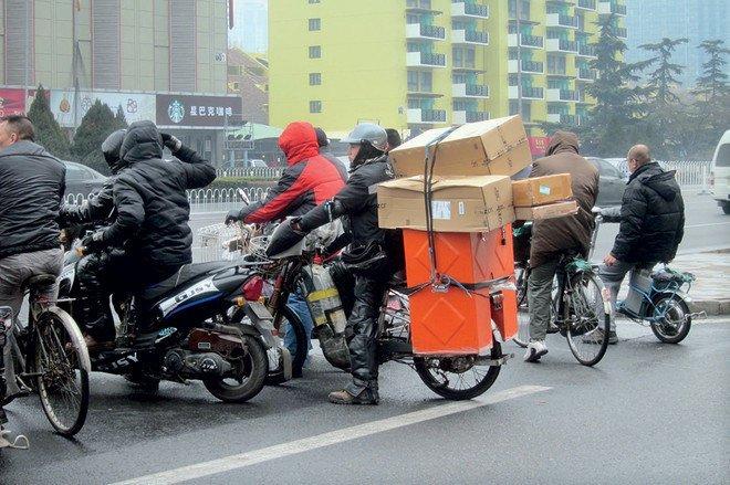 151.8 مليار دولار إيرادات البريد في الصين منذ بداية 2020 .. ارتفعت 14.4 %