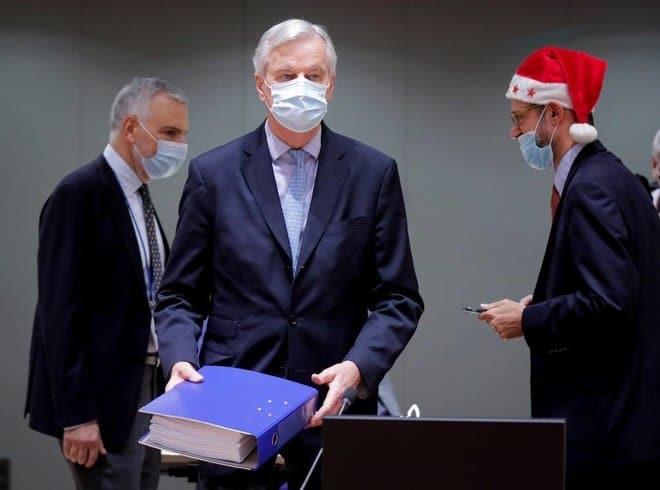الأوروبيون يشرعون في إجراءات التوقيع على اتفاق ما بعد «بريكست» غدا .. 1246 صفحة تخضع للتدقيق