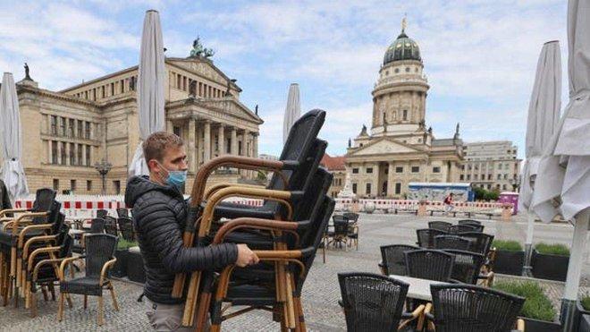 دراسة : كل أسبوع من الإغلاق في ألمانيا يخفض 3.5 مليار من الناتج المحلي الإجمالي