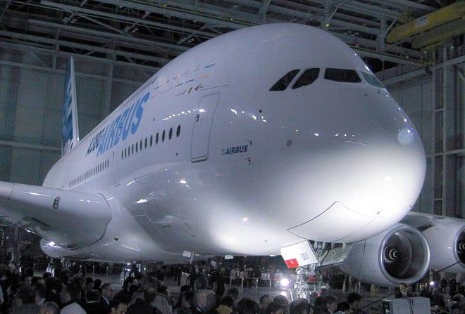 رغم الجائحة .. «إيرباص» تبيع 560 طائرة في 2020