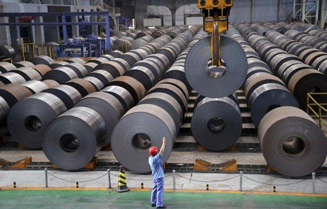 للشهر الثالث على التوالي .. صادرات الصلب الصينية تواصل ارتفاعها