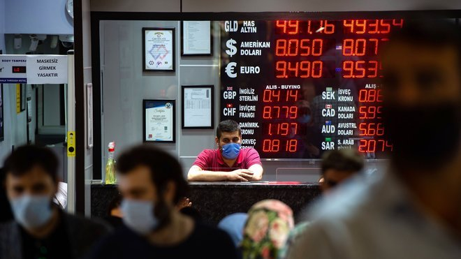 التضخم في تركيا يرتفع إلى 14.6 % في ديسمبر