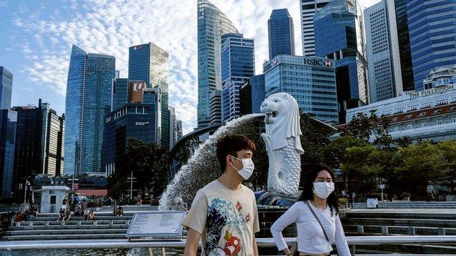 سنغافورة تسجل في 2020 أسوأ ركود اقتصادي في تاريخها