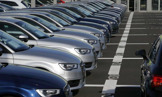 تقلص سوق السيارات الألمانية بنسبة 19% في 2020