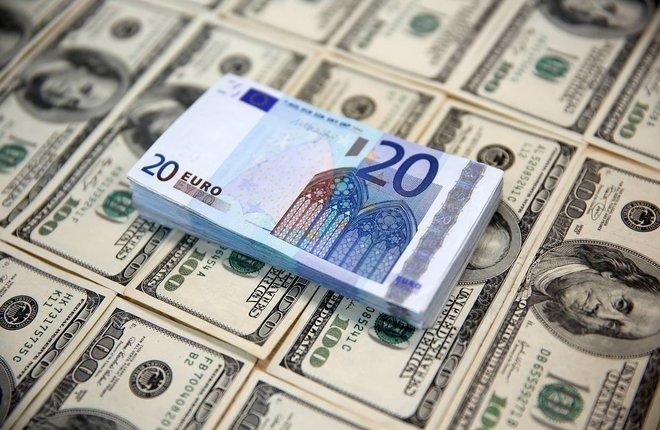 اليورو يهبط لأقل مستوى في أسبوعين