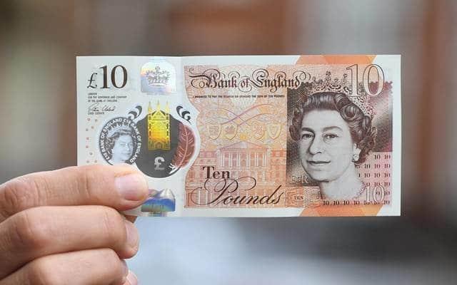 الجنيه الاسترليني يقفز بعد تصريحات لمحافظ بنك إنجلترا