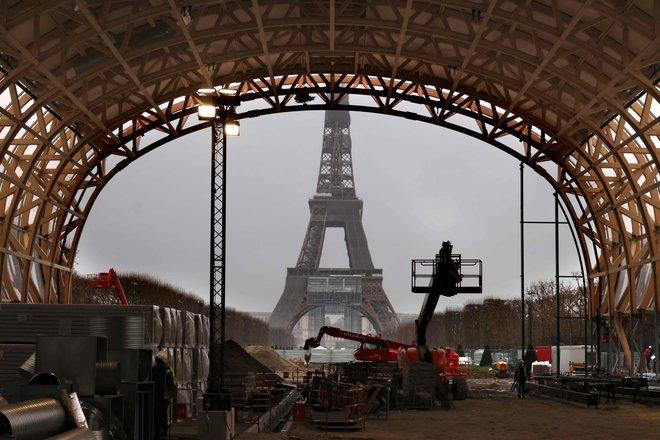 اقتصاد فرنسا ينكمش 4% خلال الربع الأخير من 2020