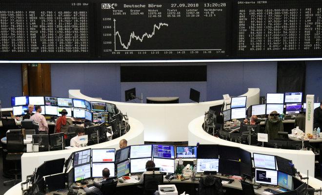 تراجع الأسهم الأوروبية بسبب المخاوف من تباطؤ التعافي الاقتصادي
