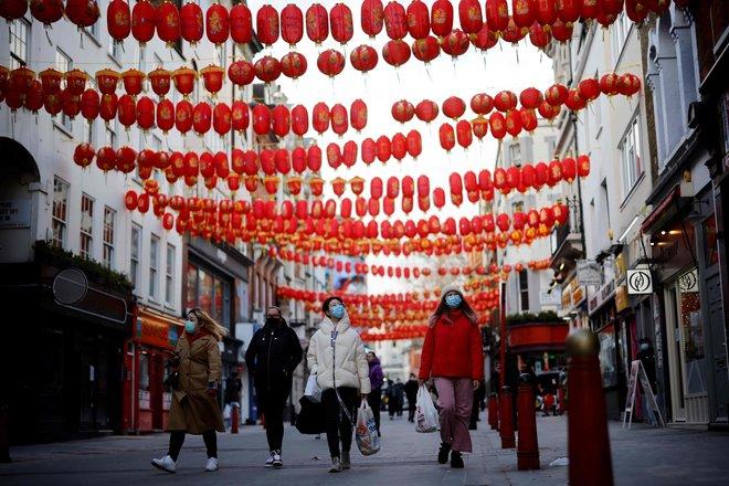 BRITAIN-CHINA-NEW YEAR