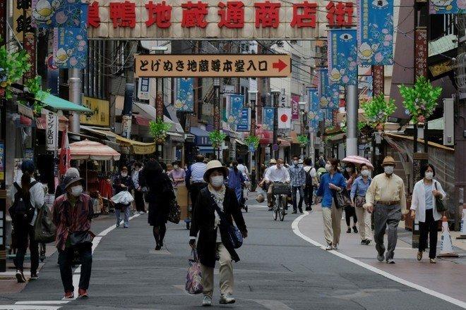 الاقتصاد الياباني ينمو 11.7 % في الربع الأخير من 2020
