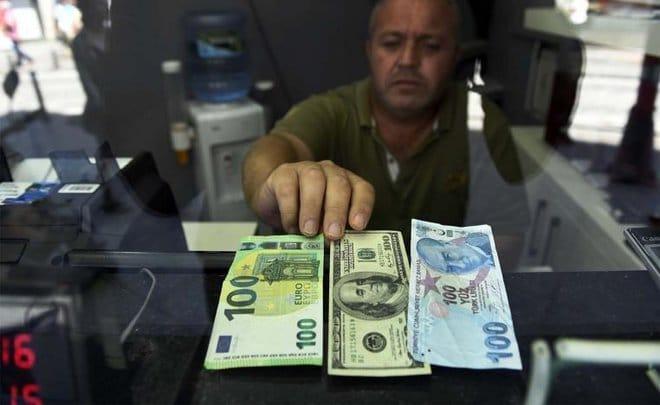 الليرة التركية تنزلق صوب أقل مستوى منذ بداية 2021