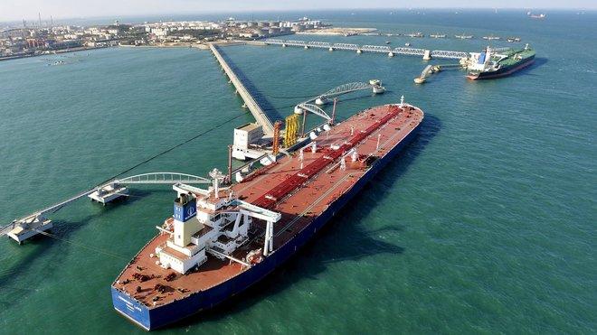 نمو واردات النفط الصينية 4 % بفضل الطلب القوي على الوقود