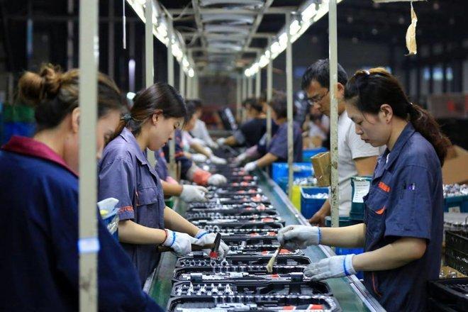 تعثر نمو نشاط شركات التصنيع في الصين .. تراجع المؤشر إلى 50.6 نقطة