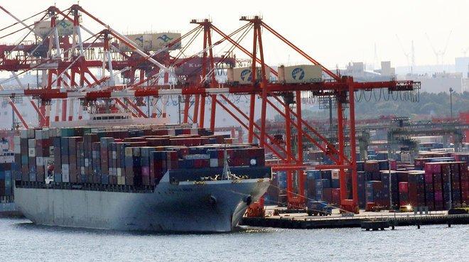 ارتفاع صادرات اليابان 16.1 % في مارس
