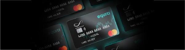 ماستركارد مسبقة الدفع مقدمة من Equiti